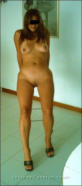 Mis primeras fotos desnudas